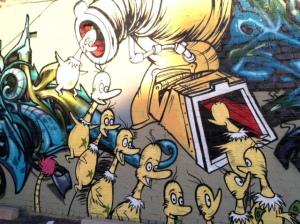 Braggs mural