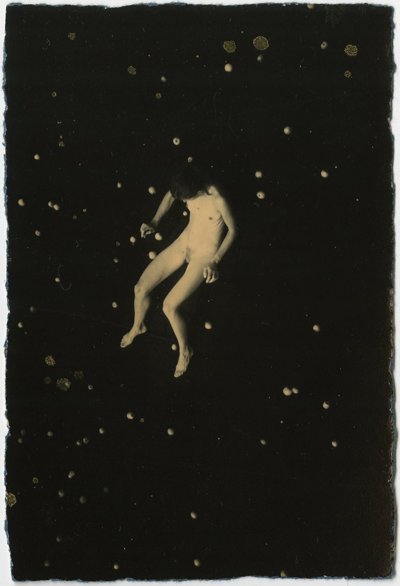"The esteemed Japanese art photographer Masao Yamamoto, whose work is still up at SMoCA, was featured in October in a Lisa Sette solo show. This is ""1319."" Photo courtesy of Lisa Sette Gallery."