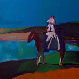 In appreciation of Fritz Scholder