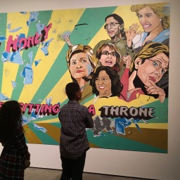For your post-election consideration: 'Push Comes to Shove' at SMoCA